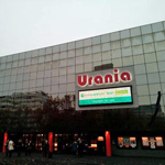 World Usability day entrance at Urania berlin