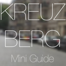Go to post on making-of Kreuzberg Mini Guide.